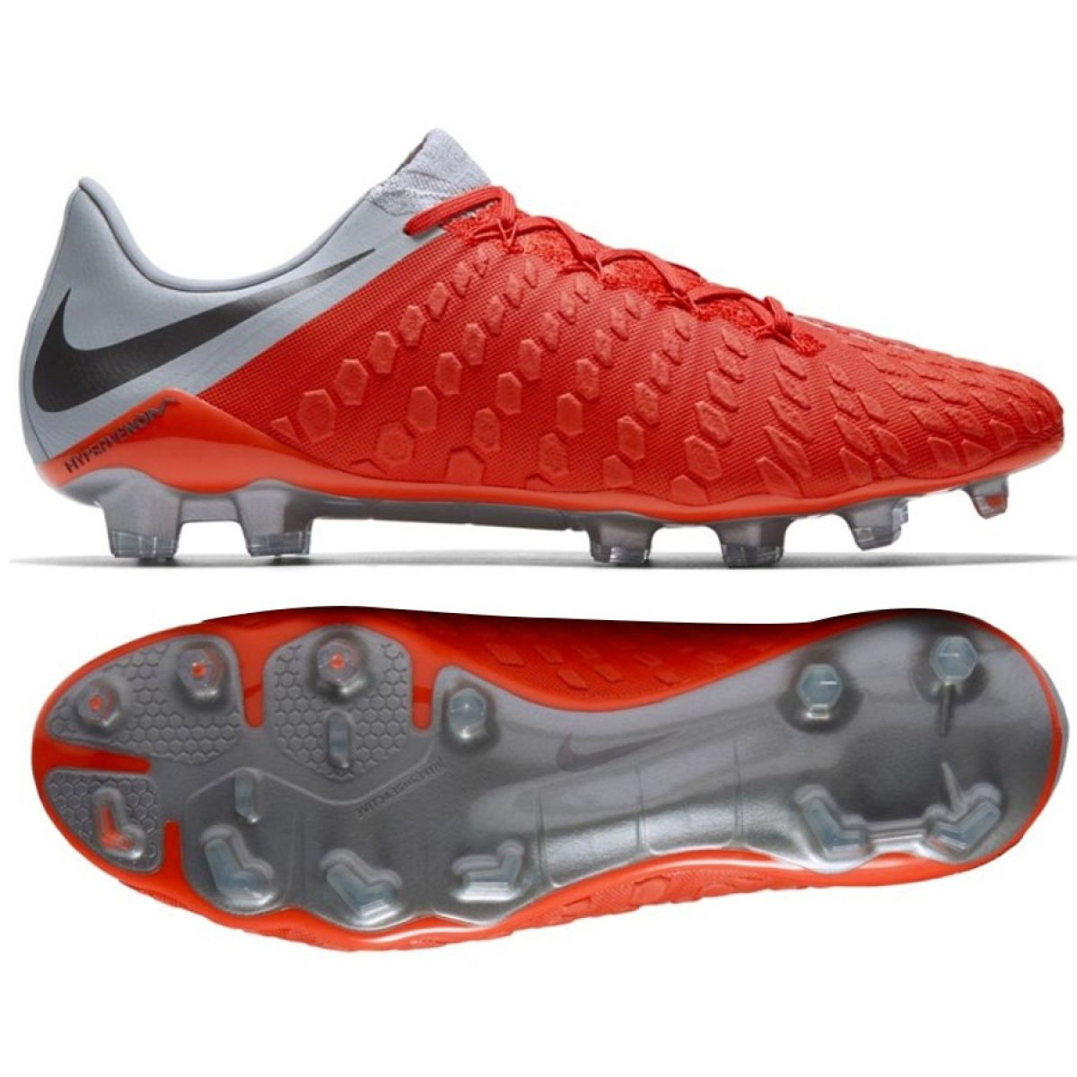 nouveau style 4b8af e840d Football shoes Nike Hypervenom Phantom 3 Elite Fg M AJ3805-600