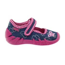 Befado children's shoes slippers 109p164