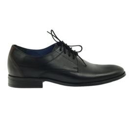 Black Nikopol 1677 shoes