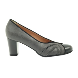 Pumps on the espinto gray post grey