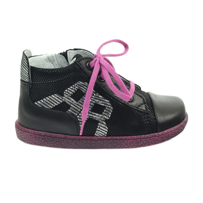 Shoes Silpro Ren But 1501 black pink