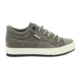 Big Star 274500 wedge heels grey