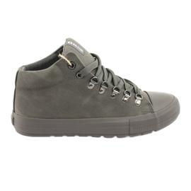 Grey Gray Big Star sneakers 174176