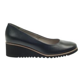 Pumps wedge heel Edeo 2280A black