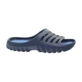 American Club navy American slippers children's pool shoes