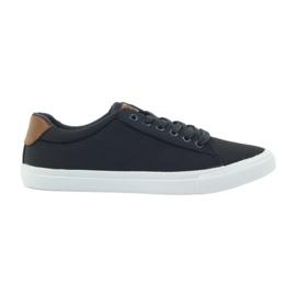 American Club American sneakers sneakers men's shoes brown navy