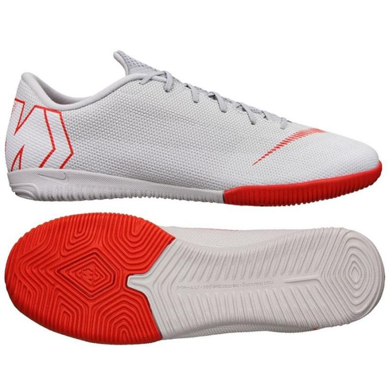 Nike Mercurial Vapor IC M AH7383-060 indoor shoes white