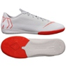 Nike Mercurial Vapor IC M AH7383-060 indoor shoes white