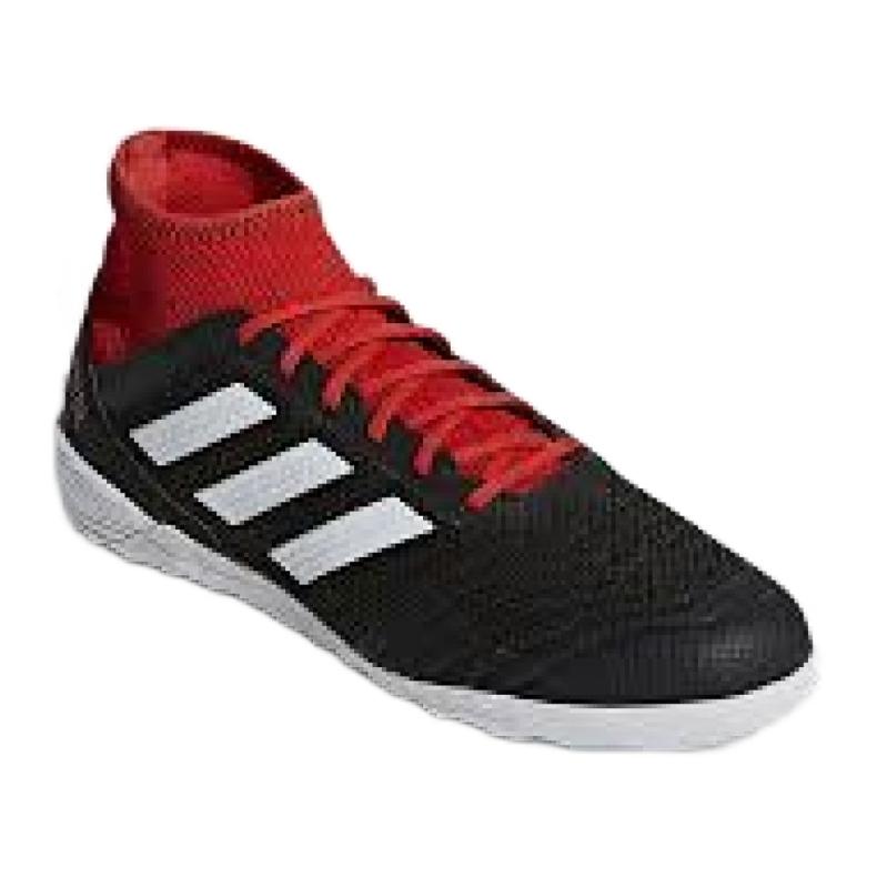 Adidas Predator Tango 18.3 In M Football Shoes DB2128 black black