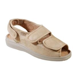 Brown Befado men's shoes pu 733M003