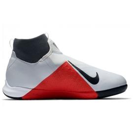 Nike Phantom Vsn Academy indoor shoes white