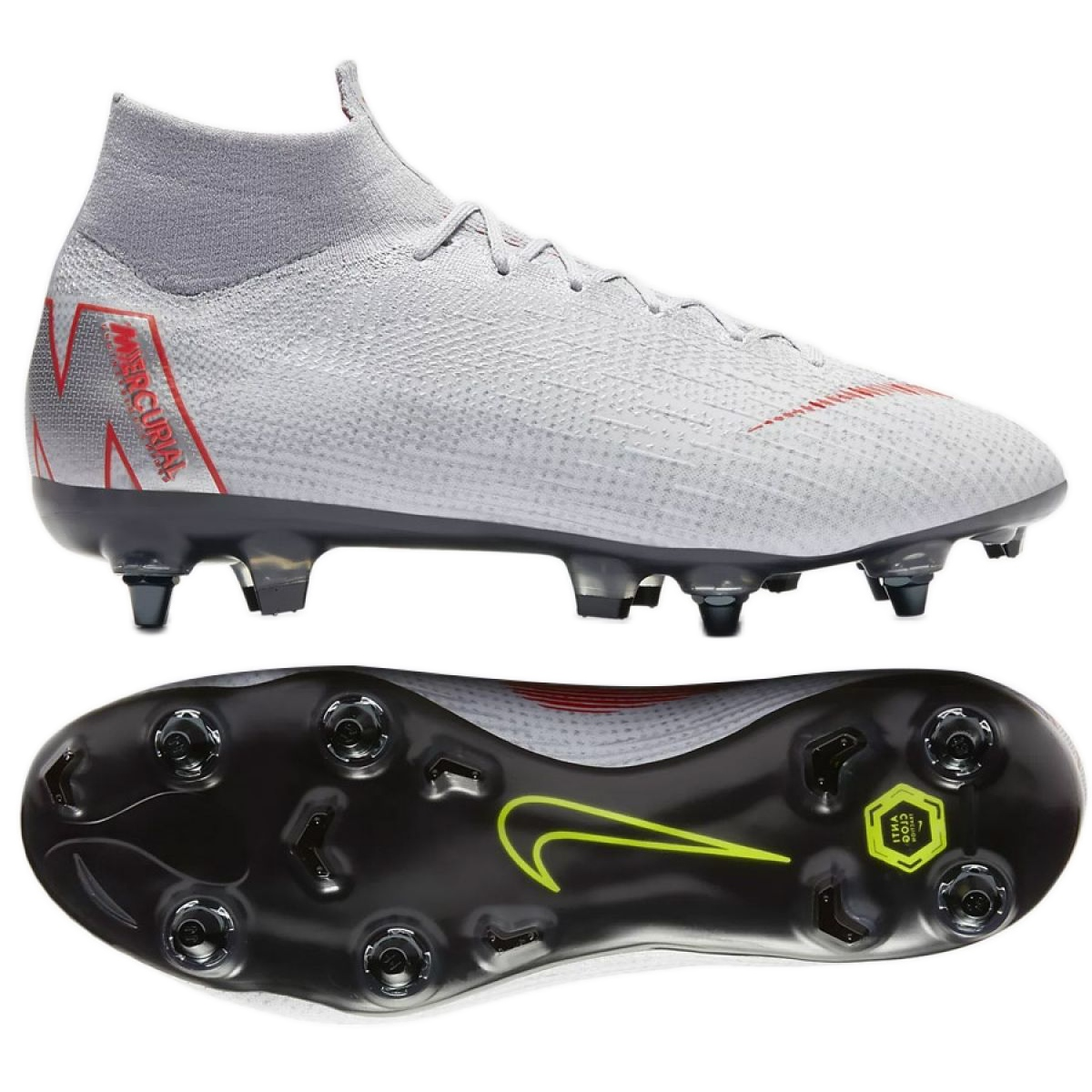online store dec0a 6dc06 Football shoes Nike Mercurial Superfly 6 Elite SG-Pro M AH7366-060