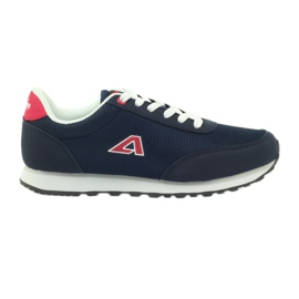 American Club American ADI women's sports shoes 1756 navy blue