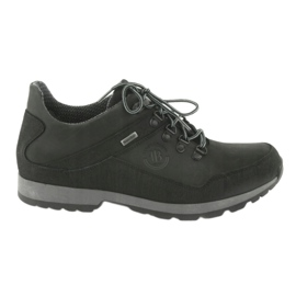 Trekking with membrane Sympatex Badura 3141 black