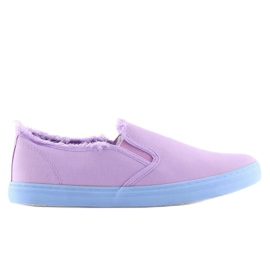 Violet Purple ladies' briefs NB166 Purple