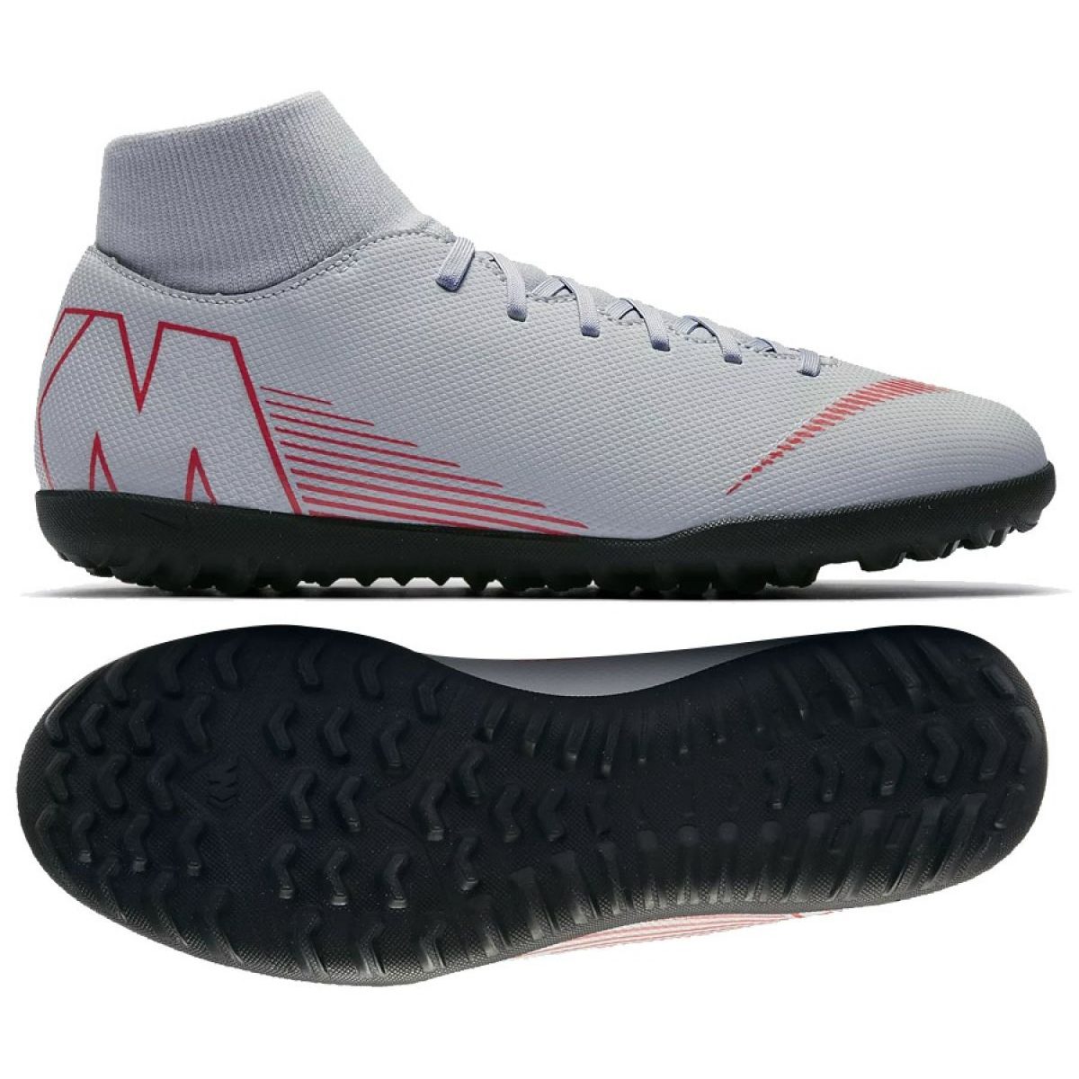 best loved 3c6c1 f02ed Nike Mercurial SuperflyX 6 Club Tf M AH7372-060 Football Shoes