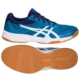 Volleyball shoes Asics Upcourt 3 M 1071A019-400