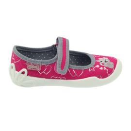Befado children's shoes ballerina slippers 114x308