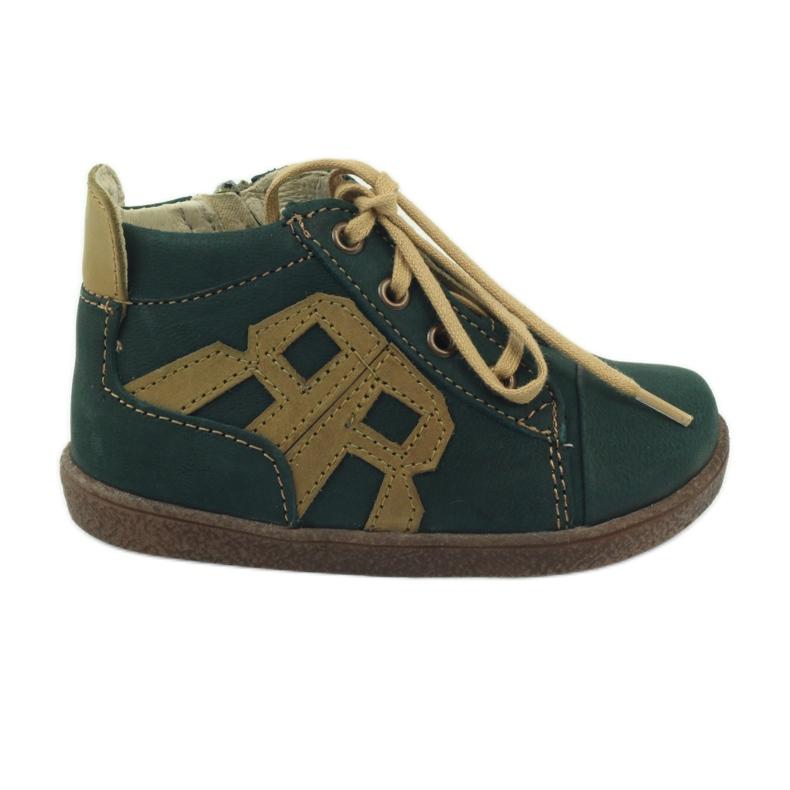 Baby Booties Ren But 1501 green brown