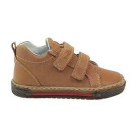 Boys' shoes, turnips, Ren But 1429 brown
