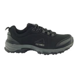 American Club American sports shoes women's waterproof softband 1802 black