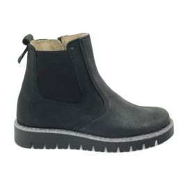Girls boots Ren But 4389 black