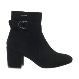 Ankle boots Big Star 274543 black