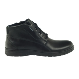 Boots winter boots Badura 4655 black