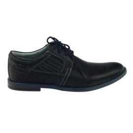 Navy Riko men's shoes casual shoes 819