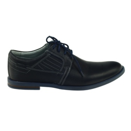 Navy Riko men's shoes casual shoes 819