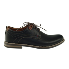 Riko men's shoes with ankle-binding 842