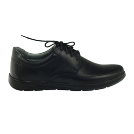 Riko men's shoes 849 black