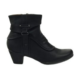 Boots black super comfortable Aloeloe