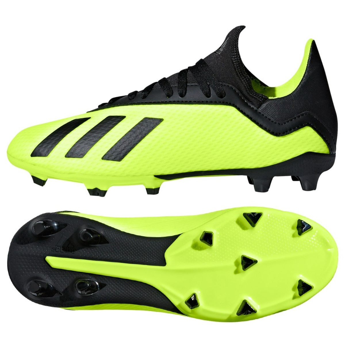 finest selection c0171 273ee Football shoes adidas X 18.3 Fg Jr DB2418