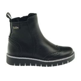 Boots insulated Ren But 3313 black