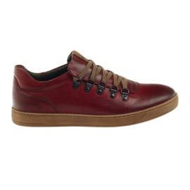 Pilpol PC051 red shoes