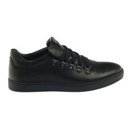 Black Pilpol PC051 shoes