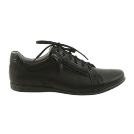 Black Riko men's shoes casual shoes 856