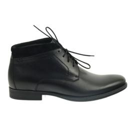 Men's winter boots Pilpol 2194 black