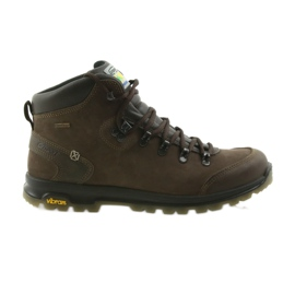 Grisport brown trekking shoes