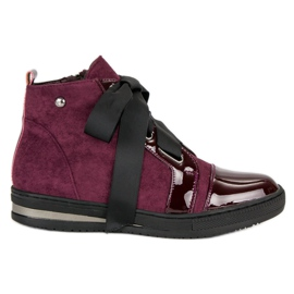 Filippo Stylish sneakers above the ankle