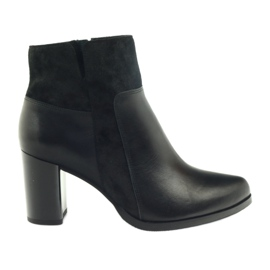 Marco winter booties on the post 902 black