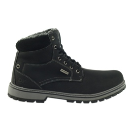 DK black Trapery insulated with fur