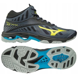 Volleyball shoes Mizuno Wave Lighting Z4 Mid M V1GA180547