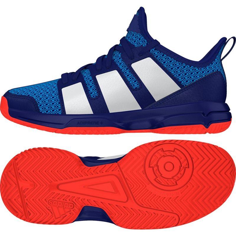 Adidas Stabil Jr. Handball shoes blue