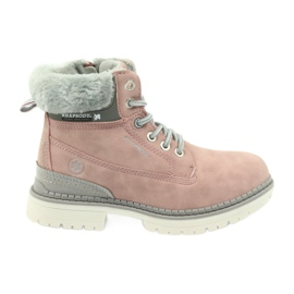 American Club American boots bootees winter boots 708122