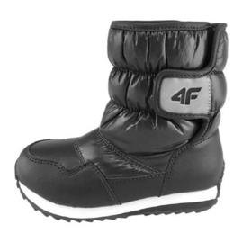 Winter shoes 4f Jr HJZ18-JOBDW001 black