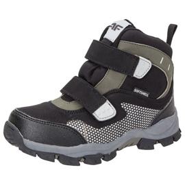 Winter shoes 4f Jr HJZ18-JOBMW002 black