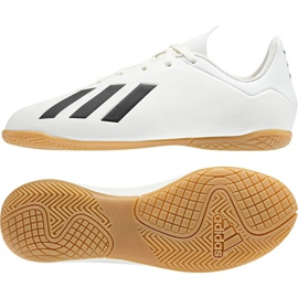 Adidas X 18.4 In Jr DB2432 indoor shoes
