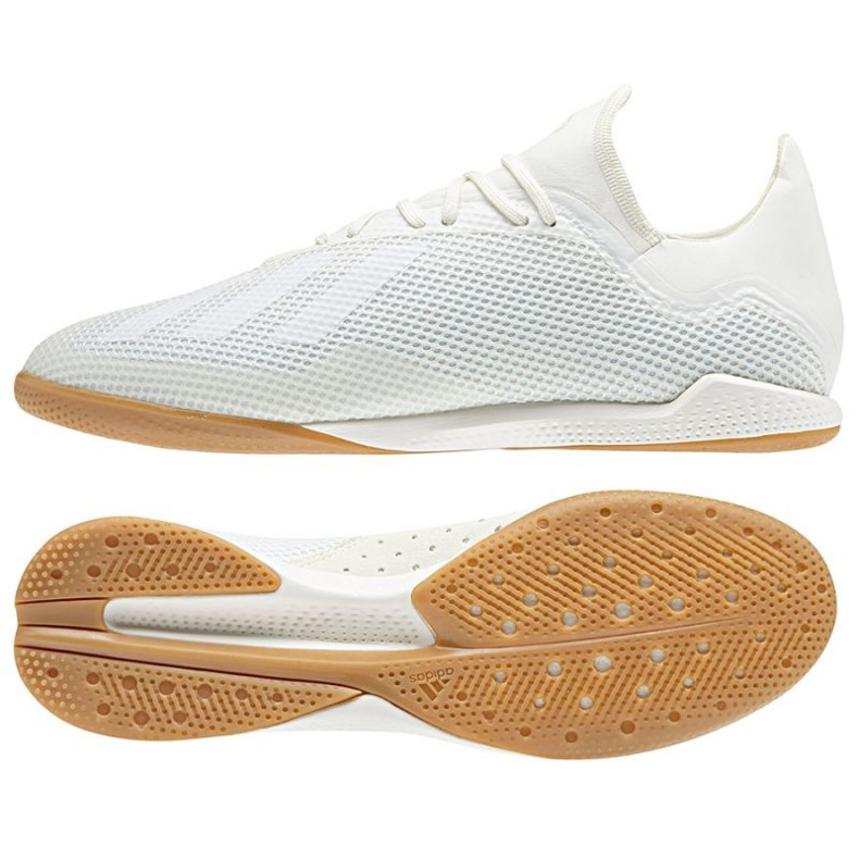 Adidas X Tango 18.3 In M indoor shoes white